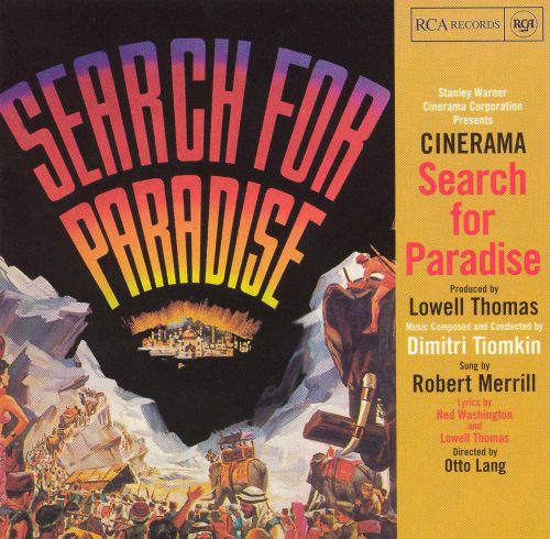 Search for Paradise [Original Soundtrack Recording]