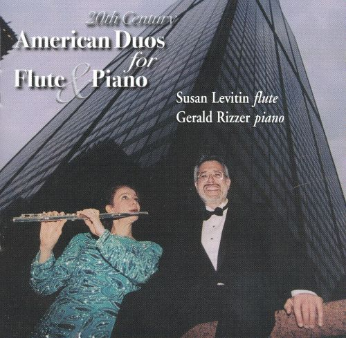 20th Century American Duos for Flute & Piano