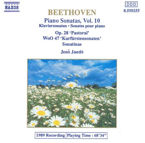 Beethoven: Piano Sonatas, Vol 10