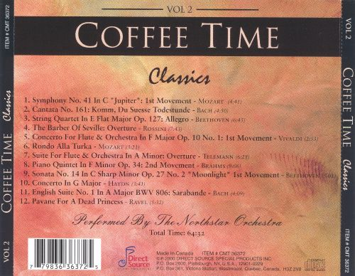 Coffee Time Classics, Vol. 2