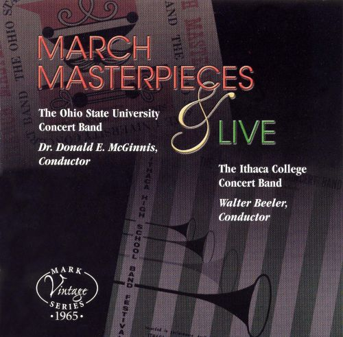 March Masterpieces Live