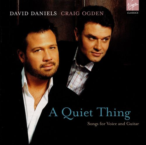 A Quiet Thing: Songs for Voice & Guitar