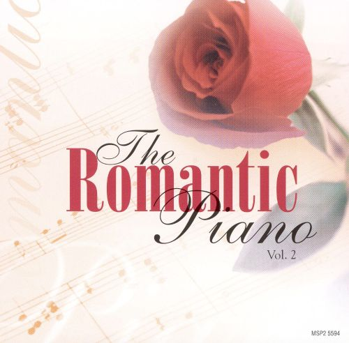 The Romantic Piano, Vol. 2