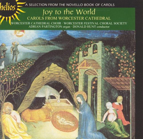joy to the world carols from worcestershire cathedral