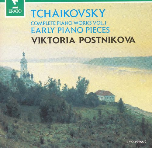 Tchaikovsky: Early Piano Pieces