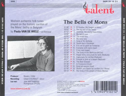 The Bells of Mons