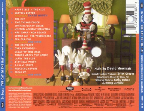 The Cat in the Hat [Original Motion Picture Soundtrack]