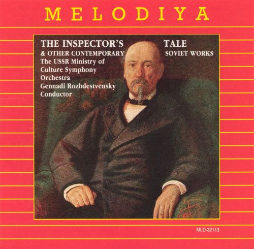 The Inspector's Tale & Other Contemporary Soviet Works