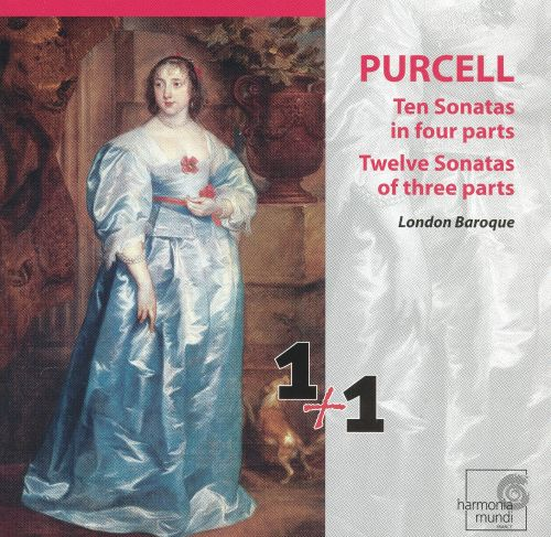 b602167a7 Purcell  Ten Sonatas in four parts  Twelve Sonatas of three parts ...