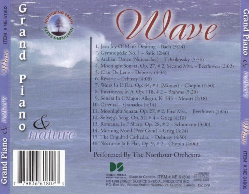 Wave: Grand Piano and Nature