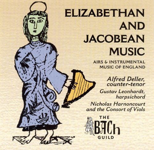 Elizabethan and Jacobean Music