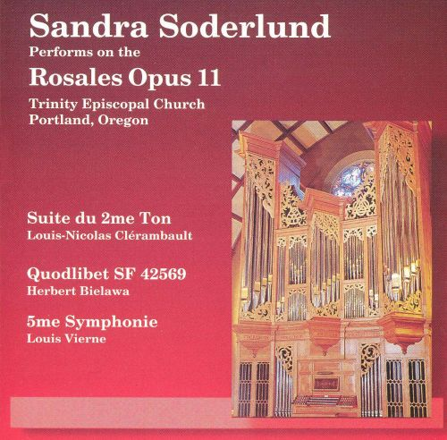Sandra Soderlund Performs on the Rosales Opus 11