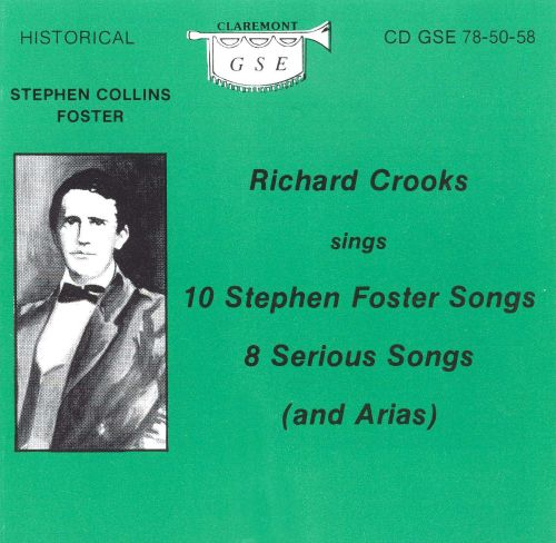 10 Stephen Foster Songs, 8 Serious Songs (and Arias)