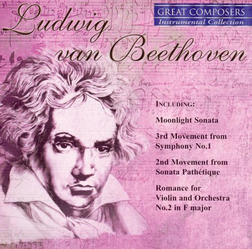 Great Composers Instrumental Collection:  Beethoven