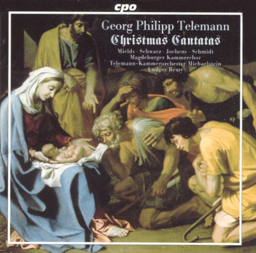 Kundlich gross ist das gottselige Geheimnis (IV), sacred cantata for chorus, 2 oboes, 3 trumpets, strings & continuo, TWV 1:1020
