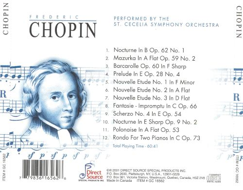 Greatest Classical Composers: Frederic Chopin