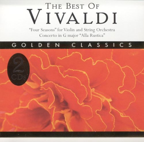 Antonio Vivaldi - Best of Vivaldi / [2003, Classic, MP3]
