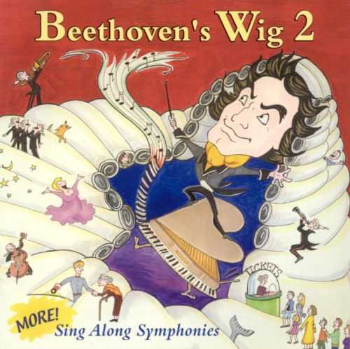 Beethoven's Wig, Vol. 2: More Sing-Along Symphonies