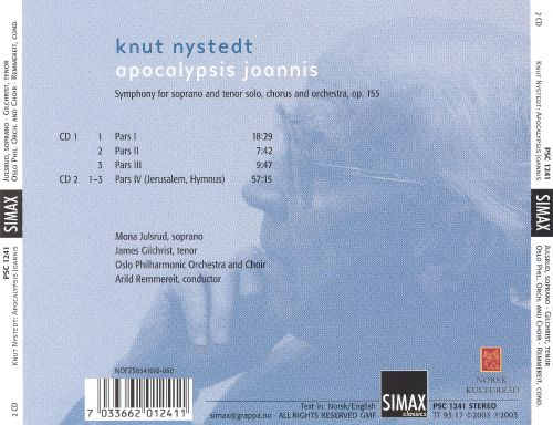 Knut Nystedt: Apocalypsis Joannis