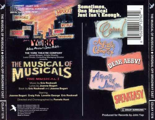 The Musical of Musicals: The Musical!