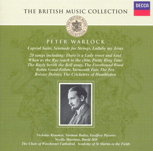 The British Music Collection: Peter Warlock