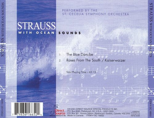 Strauss With Ocean Sounds