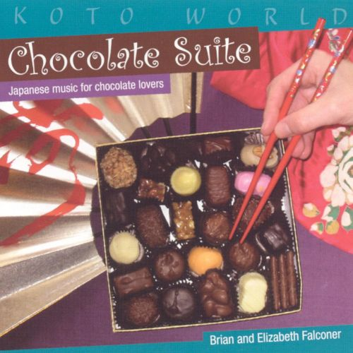 Chocolate Suite: Japanese Music for Chocolate Lovers
