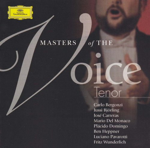 Masters of the Voice: Tenor