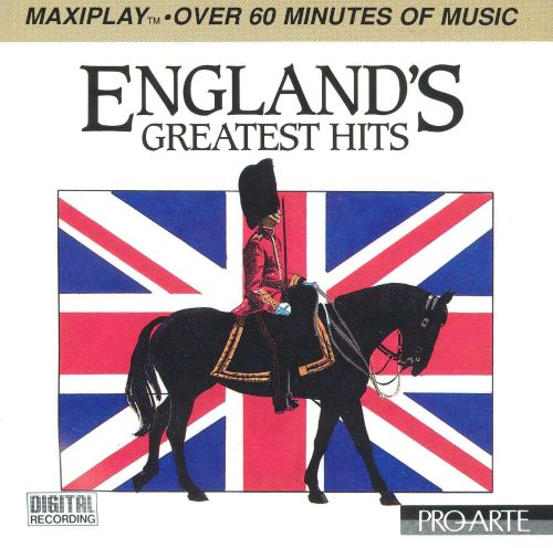 England's Greatest Hits [Pro Arte]