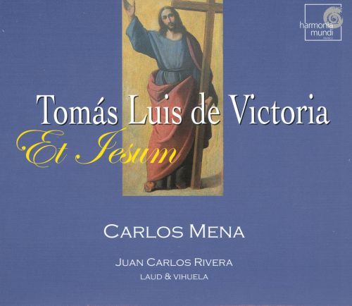 Et Jesum: Motets for Solo Voice by Tomás Luis de Victoria
