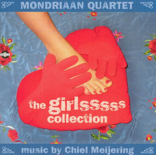 The Girls Collection: Music by Chiel Meijering