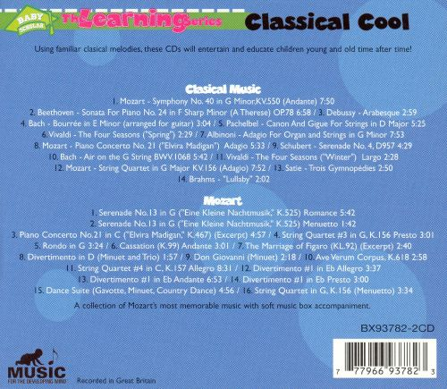 The Learning Series: Classical Cool