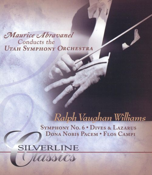 Vaughan Williams: Symphony No. 6; Dives & Lazarus; etc. [DVD Audio]