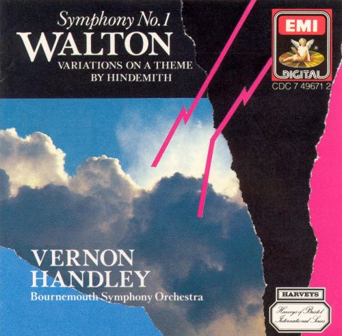 Variations on A Theme by Hindemith, for orchestra