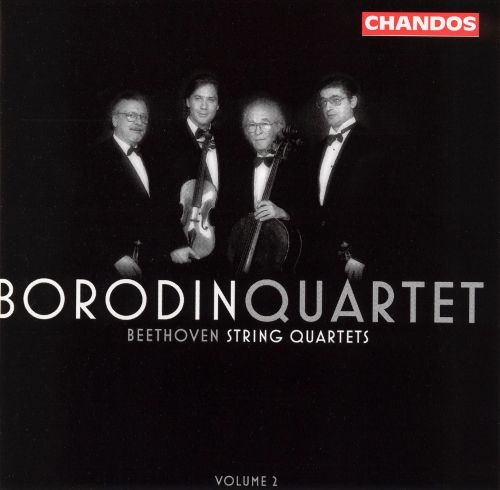 Beethoven: String Quartets, Vol. 2