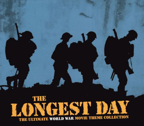 The Longest Day: The Ultimate World War Movie Theme