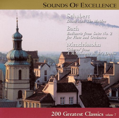 Sounds of Excellence: 200 Greatest Classics, Vol. 7