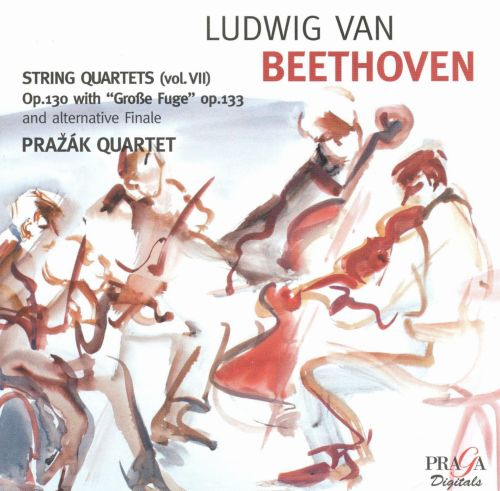 Beethoven: String Quartets, Vol. 7