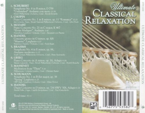 Ultimate Classical Relaxation, Vol. 2