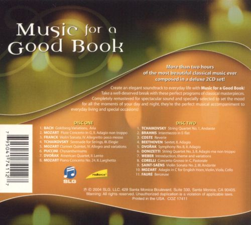 Music for a Good Book