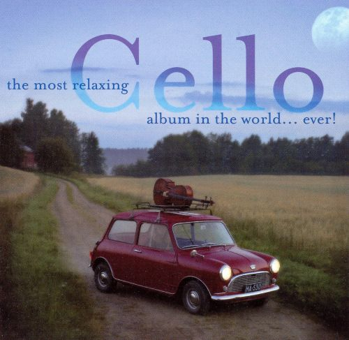 The Most Relaxing Cello Album in the World... Ever!
