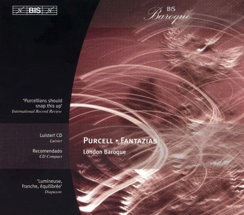 dada9dcb1 Purcell  Fantazias - London Baroque