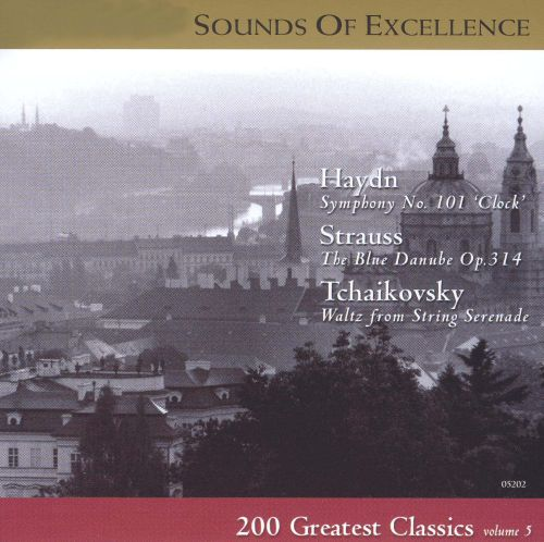 Sounds of Excellence: 200 Greatest Classics, Vol. 5