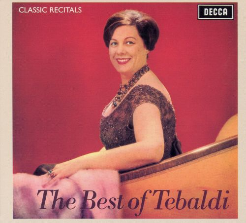 The Best of Tebaldi
