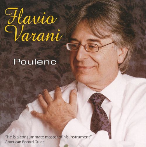 Flavio Varani Plays Poulenc
