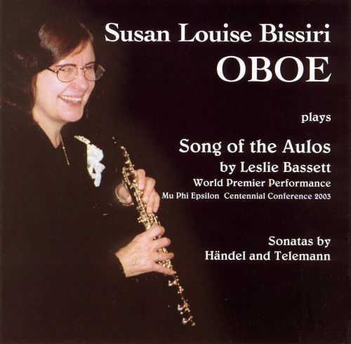 Susan Louise Bissiri, Oboe, Plays Song of the Aulos