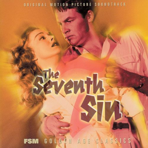 The Seventh Sin, film score