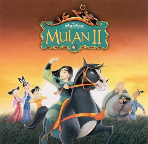 Mulan II [Original Soundtrack]
