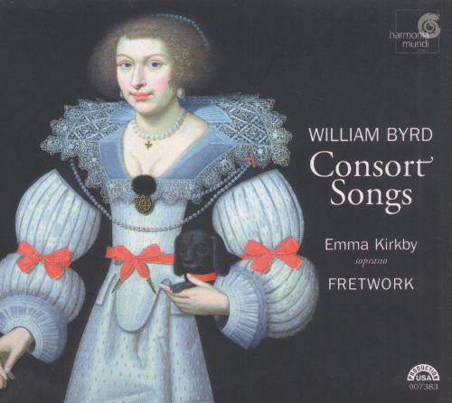 william byrd famous works