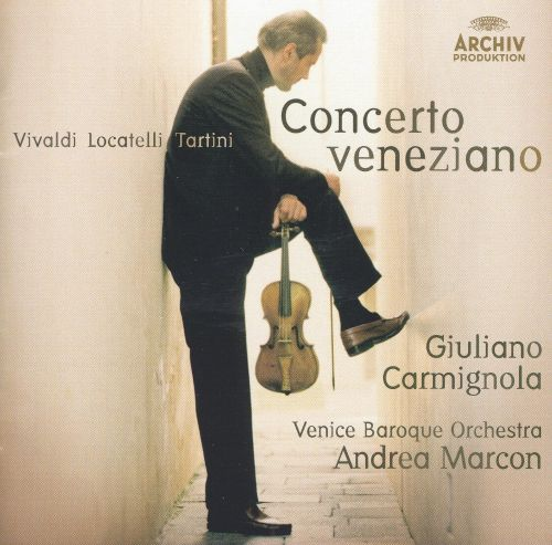 Double Orchestra Concerto, for violin, 2 string orchestras & continuo in B flat major, RV 583